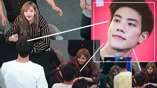 Download This Fanboy Got Lisa's Attention During Fan Meeting in Goyang (20180623) Video