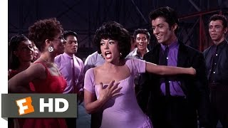 Download West Side Story (4/10) Movie CLIP - America (1961) HD Video