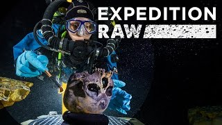 Download Giant Underwater Cave Was Hiding Oldest Human Skeleton in the Americas   Expedition Raw Video