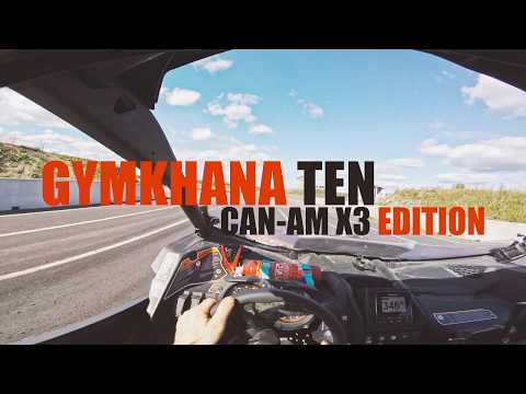 GYMKHANA TEN /// CAN-AM X3 EDITION /// FINNISH EDITION /// ANTTI PENDIKAINEN