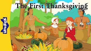 Download The First Thanksgiving | Single Story | Level 7 | By Little Fox Video