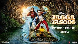 Download Jagga Jasoos | Official Trailer | In Cinemas July 14 Video