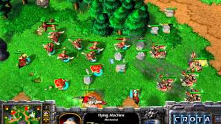 Download TED (UD) Fly 100 (Orc) vs Th000 (HU) Yumiko (HU) - G1 - WarCraft 3 - WC328 Video