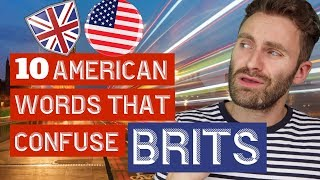 Download 10 American Words That Completely Confuse Brits! Video