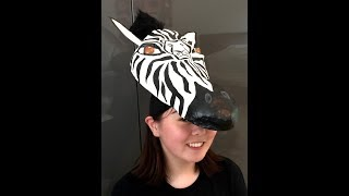 Download Securing a Headpiece Video