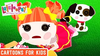 Download Lalaloopsy - Don't Let Go | Lalaloopsy Webisode Compilation | Cartoons for Kids Video