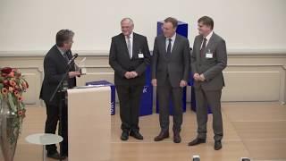 Download HAWK-Preis 2017 geht an Ralf Schwager Video