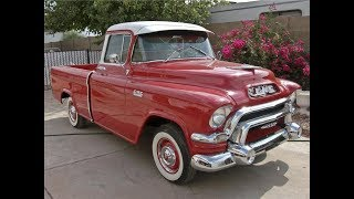 Download 1955 GMC Suburban Carrier Pickup (CTR-102) Video