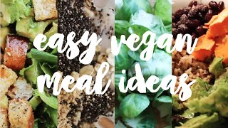 Download Easy Vegan Recipies: What I Eat in a Day Video