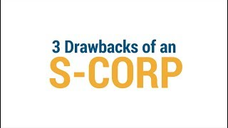 Download LLC vs S Corp - 3 DRAWBACKS of an S Corporation - Costs and problems Video
