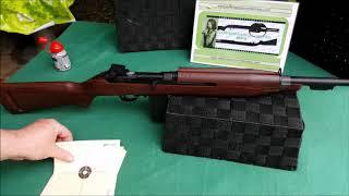 Download Springfield M1 Carbine 4,5 mm SBB Co2-AirVenturi / Analyse-Chrono-10 M Freihand by WPU Video