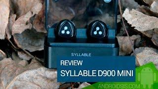 Download Syllable D900 Mini, análisis en Español Video