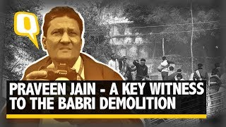 Download How a Key Witness in the Babri Demolition Documented Its Rehearsal | The Quint Video