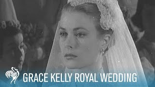 Download Grace Kelly Royal Wedding to Prince Rainer III (1956) | British Pathé Video