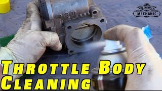 Download How To Clean a Throttle Body ~ The RIGHT Way Video