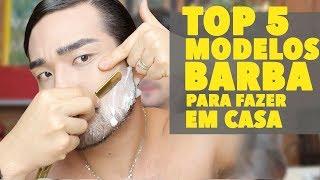 Download TOP 5 MODELOS DE BARBA PARA FAZER EM CASA | TOP USED BEARD STYLE Video