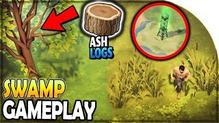 Download NEW SWAMP ZONE GAMEPLAY (ASH LOG TREES) + UPDATE on MERCENARIES EVENT - Last Day on Earth Survival Video