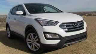 Download 2013 Hyundai Santa Fe Sport: Top 3 Unexpected Surprises Video