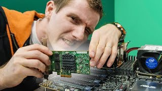 Download I've NEVER been so FRUSTRATED... Hot-Swapping PCIe Cards Video