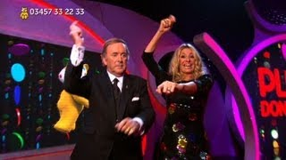 Download Sir Terry Wogan attempts Gangnam Style - Children in Need 2012 - BBC One Video