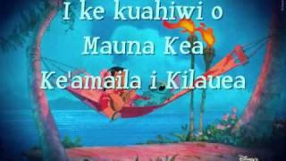 Download Lilo & Stitch - He Mele No Lilo [Lyrics] Video