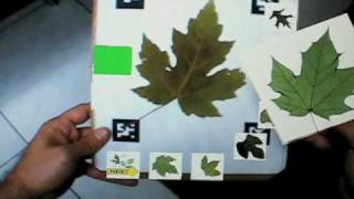 Download Tangible Augmented Reality Electronic Field Guide Goblin XNA Video