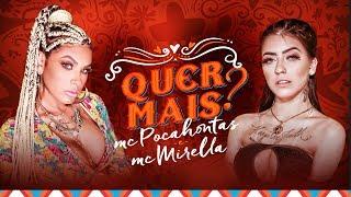 Download MC POCAHONTAS E MC MIRELLA - QUER MAIS? (CLIPE OFICIAL) Video
