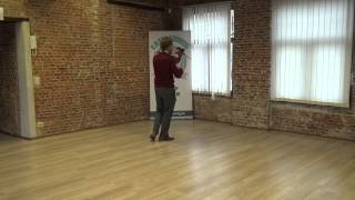 Download Big Apple routine : learn the big apple routine - part 2 Video