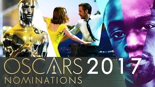 Download OSCARS 2017 - 89th Academy Awards Nominations and Our Predictions Video