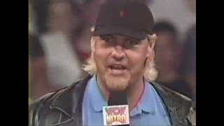 Download Barry Windham return on WCW Nitro 16.11.1998 Video