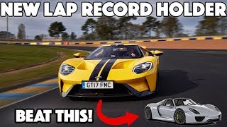 Download 2017 Ford GT sets a NEW LAP RECORD: Is it the World's FASTEST street car? Video