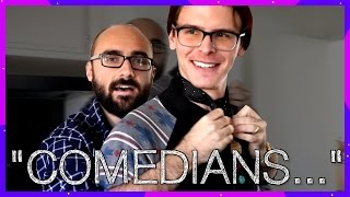 Download ″Comedians″ on Hoverboards Getting Chicken McNuggets - Michael (Vsauce) Video