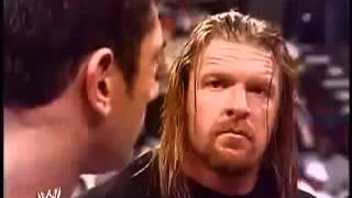 Download Batista Vs Triple H Wrestlemania 21 promo Video