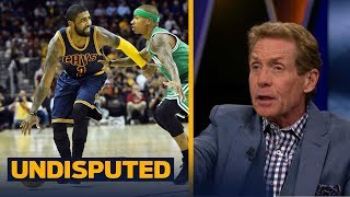 Download Kyrie Irving traded to Boston Celtics for Isaiah Thomas, more - Skip and Shannon react | UNDISPUTED Video