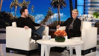 Download Ricky Gervais Talks Having the 'Man Flu' Video