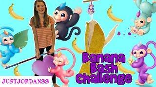Download BANANA BASH CHALLENGE / JustJordan33 Video