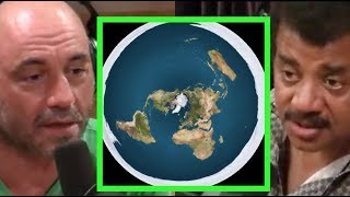 Download Joe Rogan - Neil deGrasse Tyson on Eric Dubay & Flat Earth Video