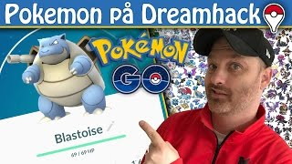 Download POKÉMON GO PÅ SVENSKA - NYA POKÉMON PÅ DREAMHACK Video