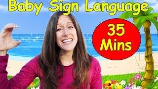 Download Baby Language Song ASL | American Sign Language Collection | 14 videos | Video