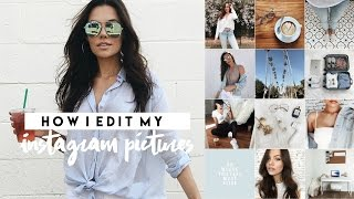Download How I Edit My Instagram Pictures on VSCO! Video