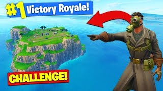 Download The *SPAWN ISLAND* CHALLENGE In Fortnite Battle Royale! Video