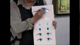 Download Cómo hacer ojos paso a paso /Sonia Llusca Video