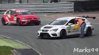 Download ADAC TCR Germany Sachsenring 2016 Video