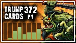 Download Hearthstone: Trump Cards - 372 - Trash Tier Time - Part 1 (Warrior Arena) Video