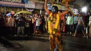 Download HYDERABAD BONALU 2017|| POTARAJU DANCE||AT AMBERPET BONALU 2017||THEENMAR DANCE||#MKN MEDIA Video