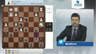 Download Banter Blitz with Peter Svidler, January 25 2016 Video