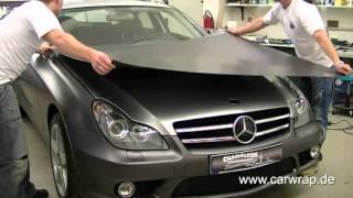 Download Full Car wrap in Carbon Fiber Sticker Video