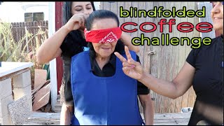 Download Blindfolded Coffee Challenge Abuela's Kitchen Edition Video
