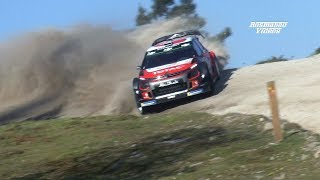 Download WRC Rally Portugal 2018 ″Dust″ & Flat Out (Pure Sound) Full HD Video