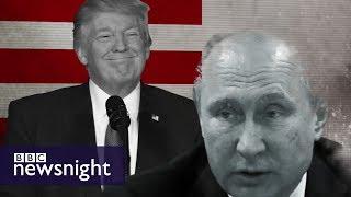 Download Did Russia help elect Trump? - BBC Newsnight Video